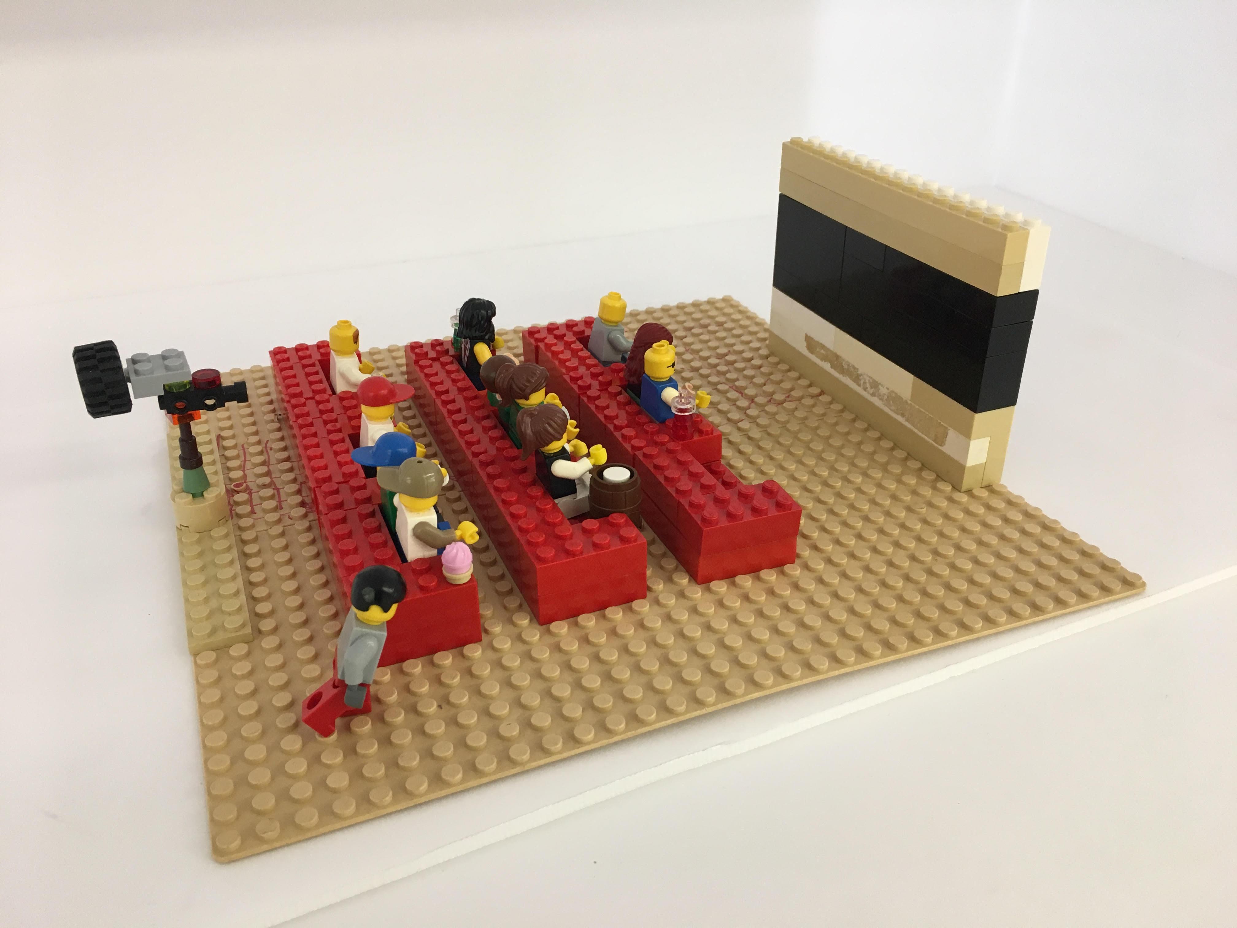 2019 Lego Building Contest